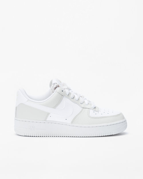 Nike Nike Wmns Air Force 1'07 Light bone/white-photon dust-life lime