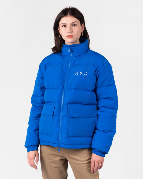 Polar Polar Puffer Blue
