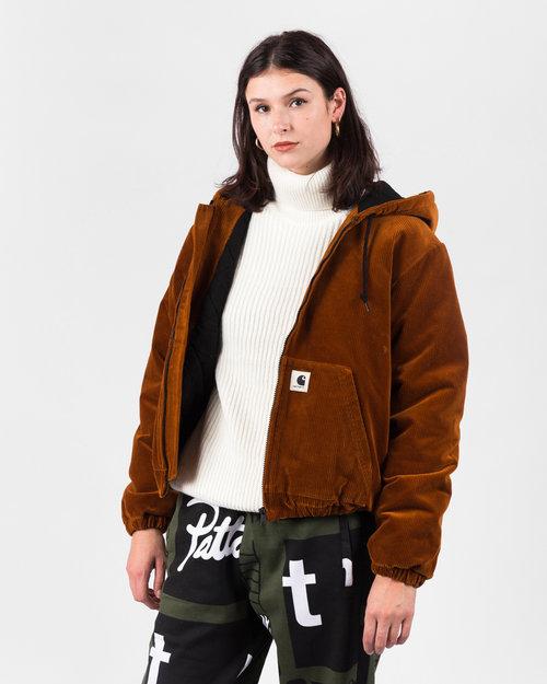 Carhartt Carhartt Women's Timber Jacket Brandy Rinsed