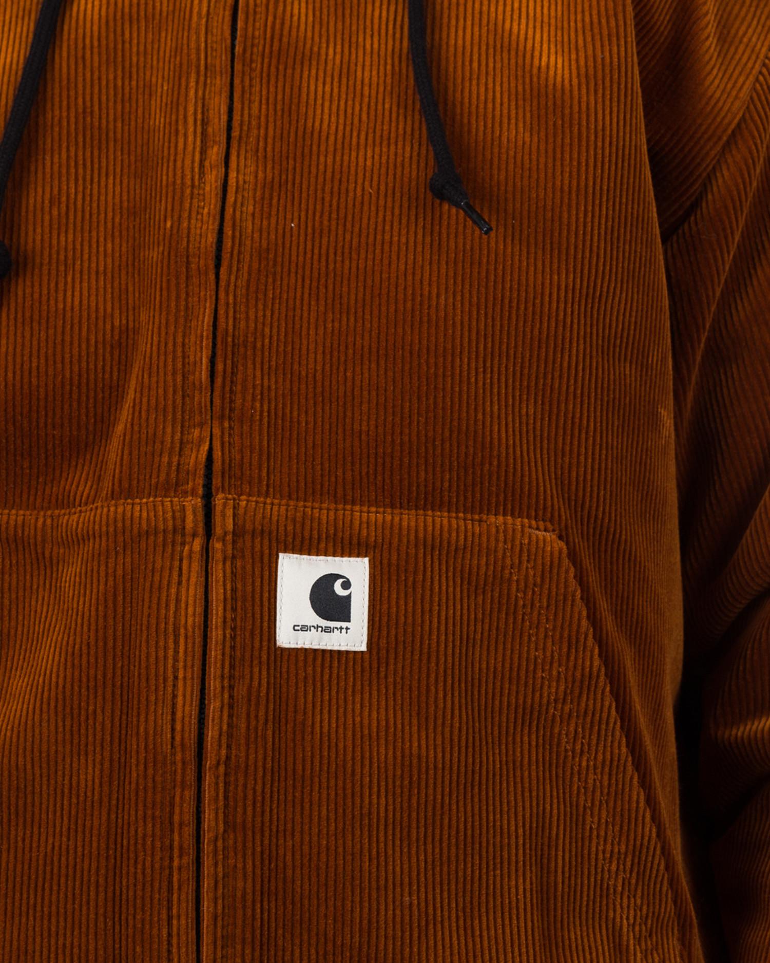 Carhartt Women's Timber Jacket Brandy Rinsed