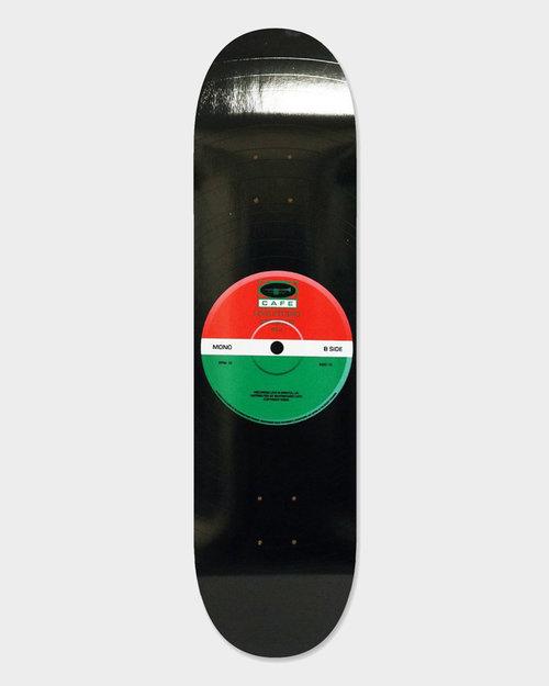 Skateboard Cafe Skateboard Cafe 45 deck Red/Green 8.125
