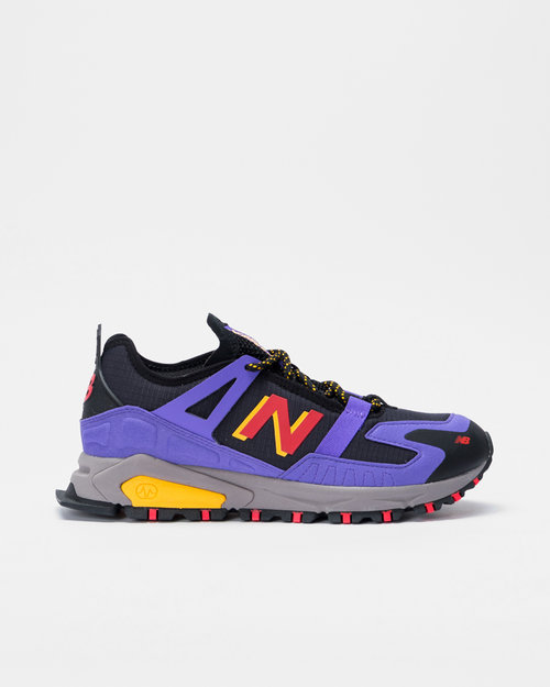 New Balance New Balance X-Racer Black/Purple
