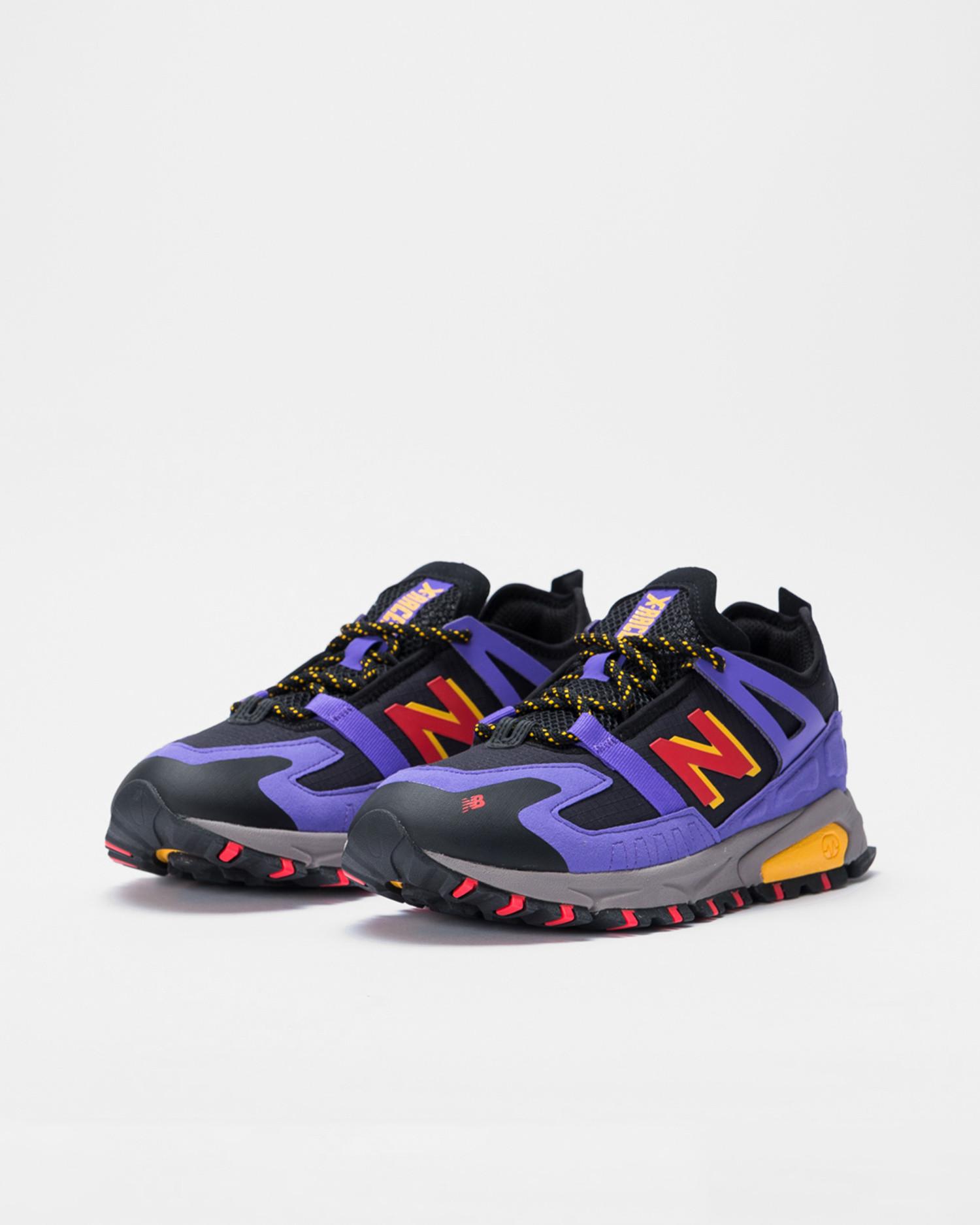 New Balance X-Racer Black/Purple