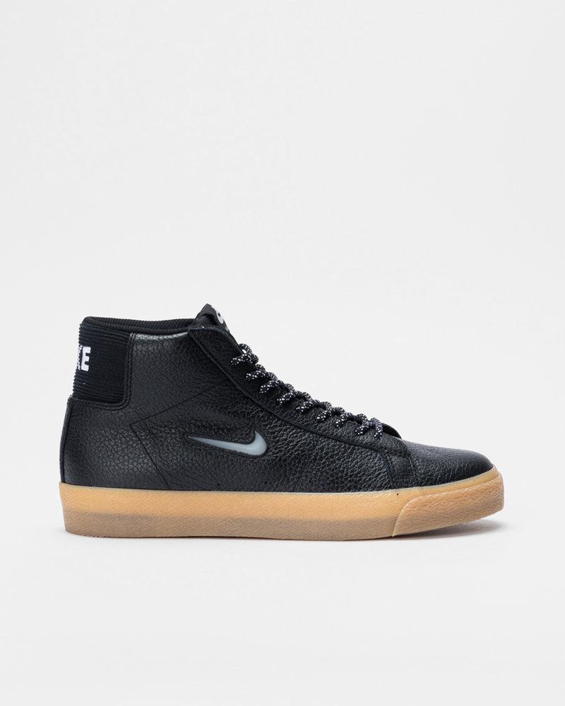 Nike Nike SB Zoom Blazer Mid Premium Black/white-black-gum light brown