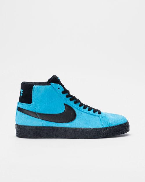 Nike Nike SB Blazer Mid Baltic blue/black-baltic blue-white