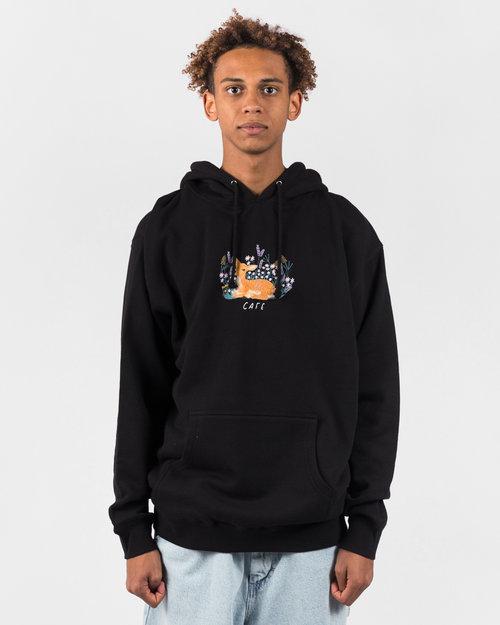 Skateboard Cafe Skateboard Cafe Doe Hood Black