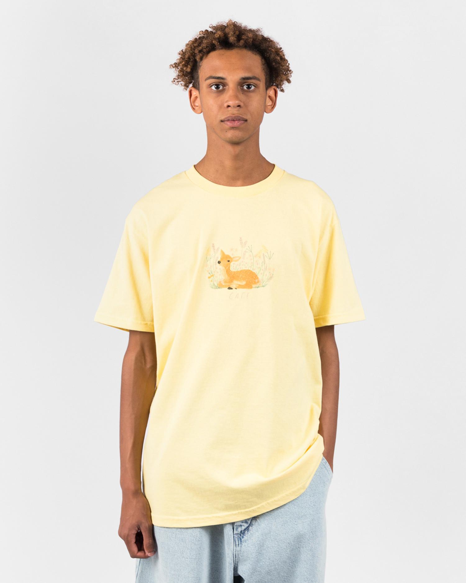 Skateboard Cafe Doe Tee Banana