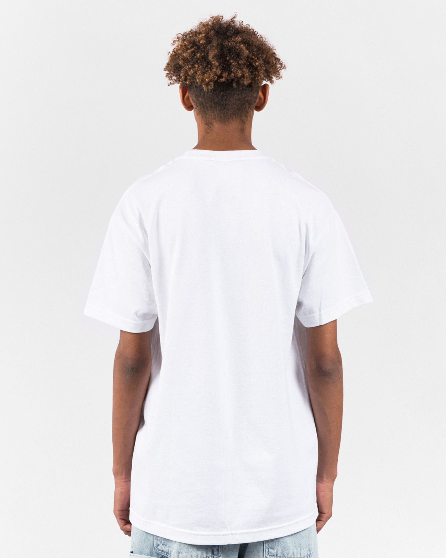 Skateboard Cafe Day Off Tee White