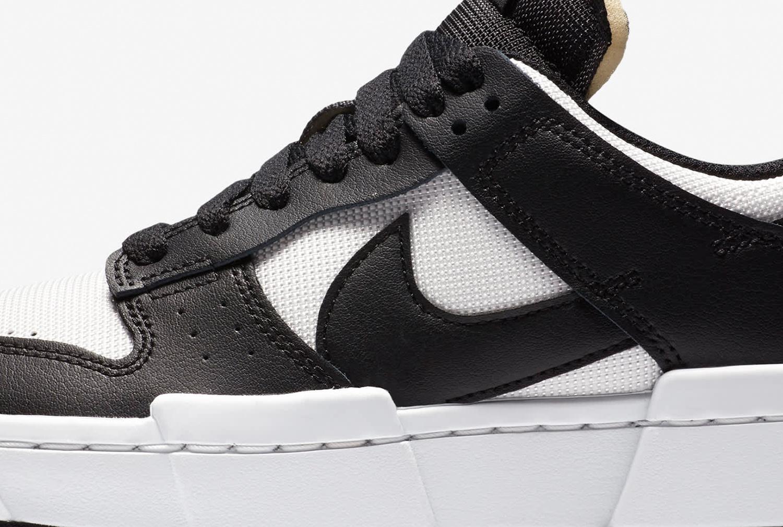31.10.2020 - Nike Dunk Low Disrupt Black