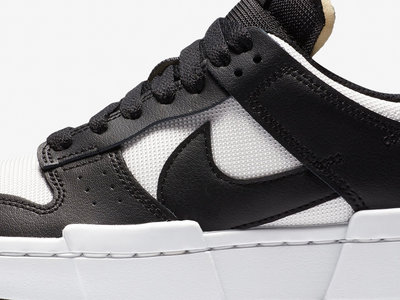 31.10.2020 - Nike Dunk Low Disrupt Black