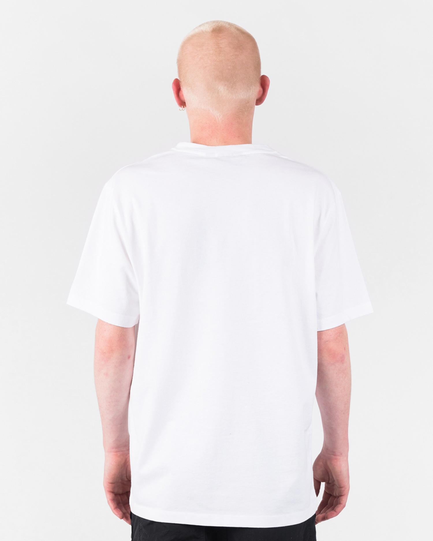 Parra Not Going T-Shirt White