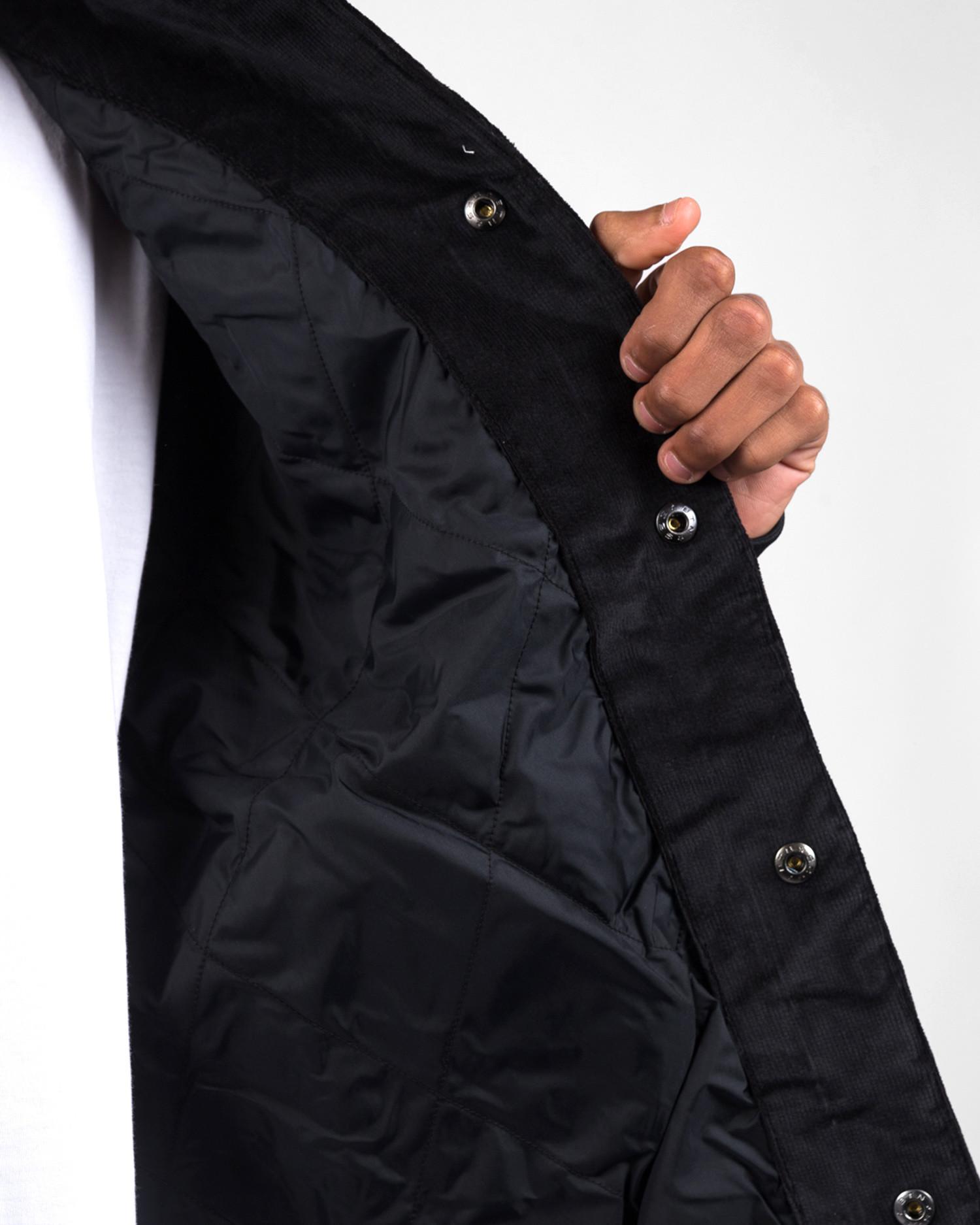 Nike SB Varsity Jacket Black/Black/University Red/Black