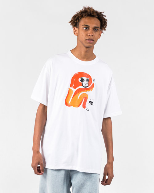 Nike Nike SB Graphic T-Shirt White/Black