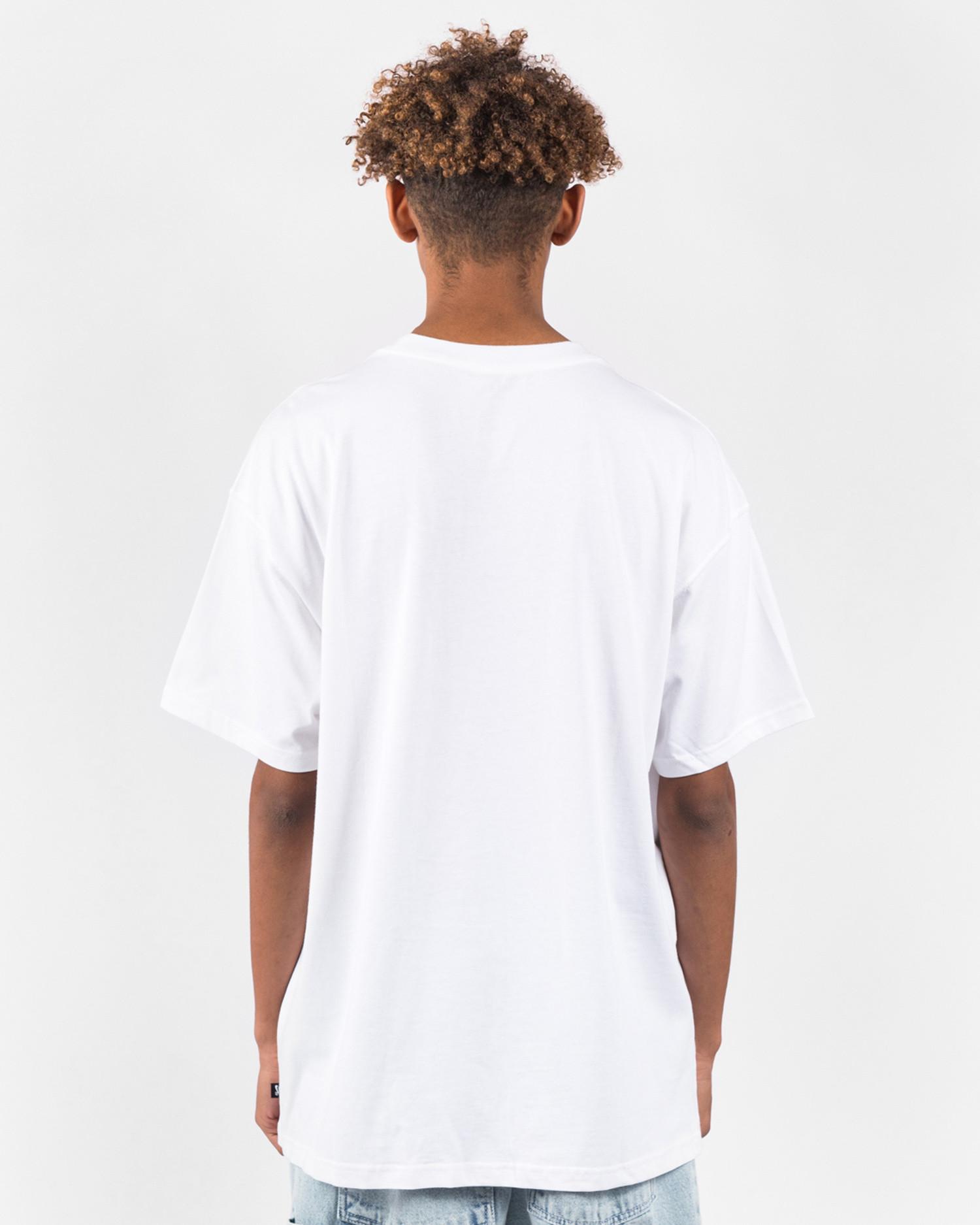 Nike SB T-shirt White/Black