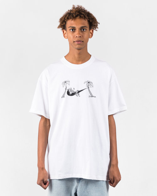 Nike Nike SB T-shirt White/Black