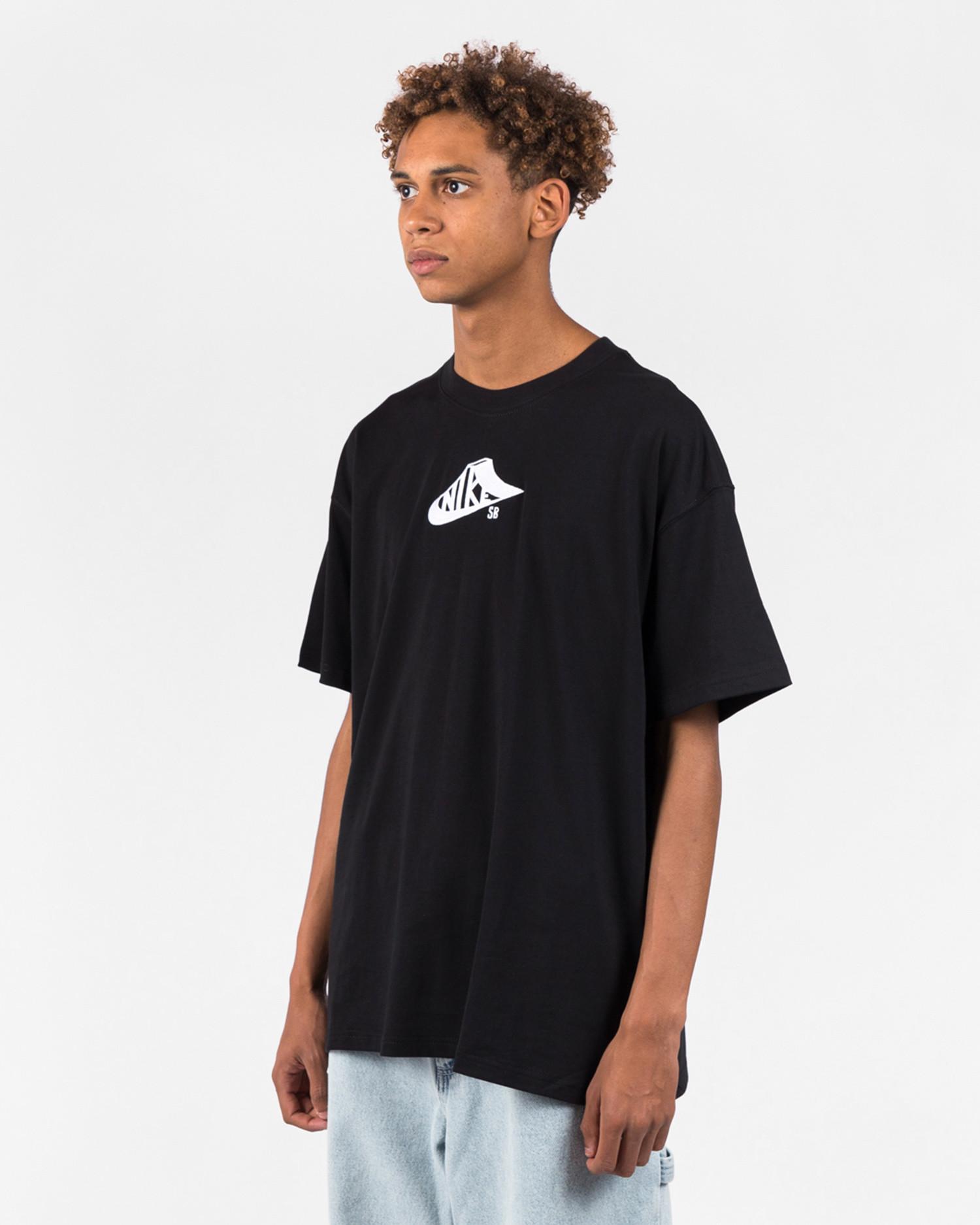 Nike SB Graphic T-Shirt Black