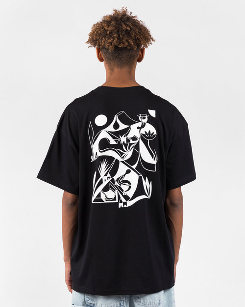 Nike Nike SB Graphic T-Shirt Black
