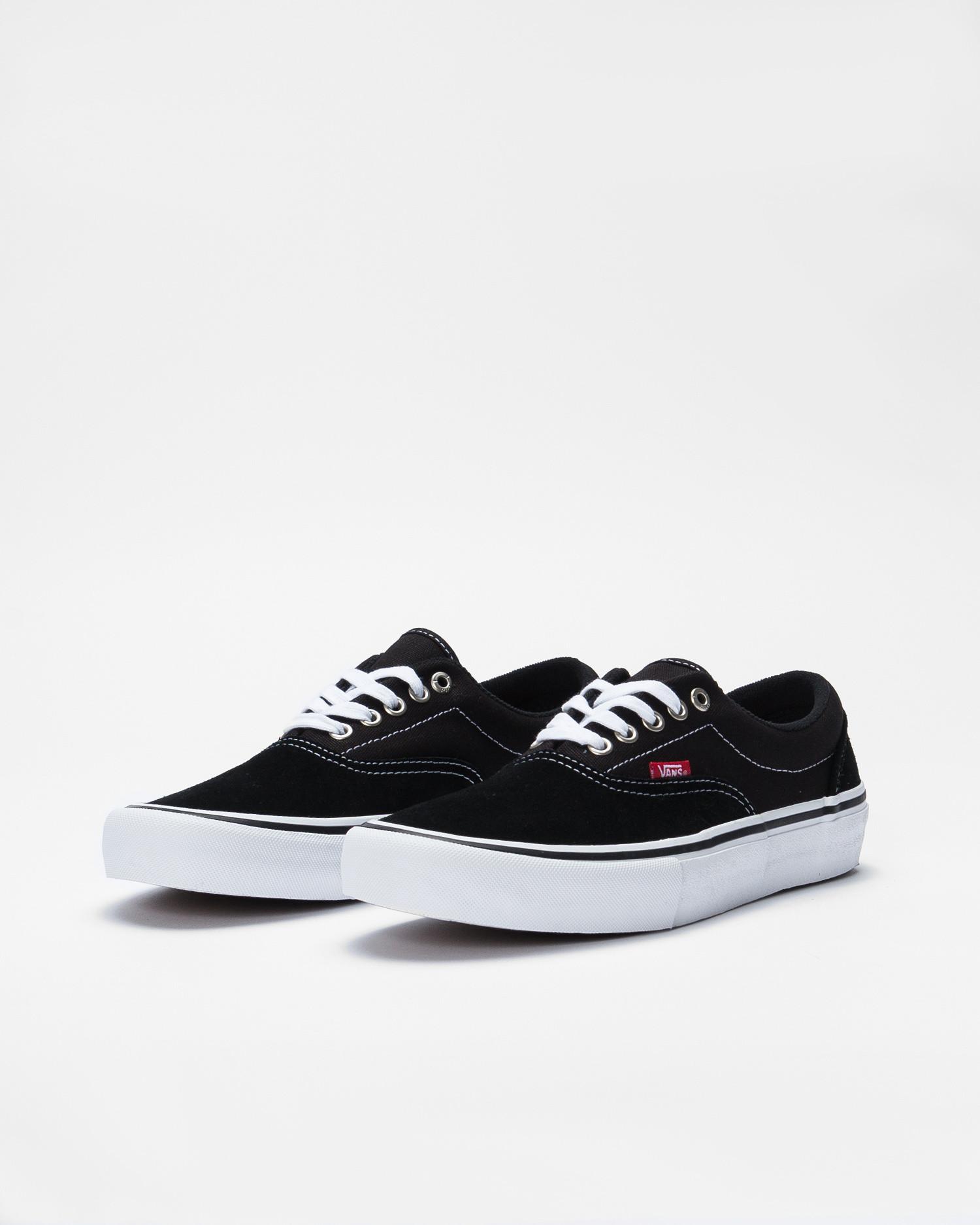 Vans MN Era Pro Black/White/Gum