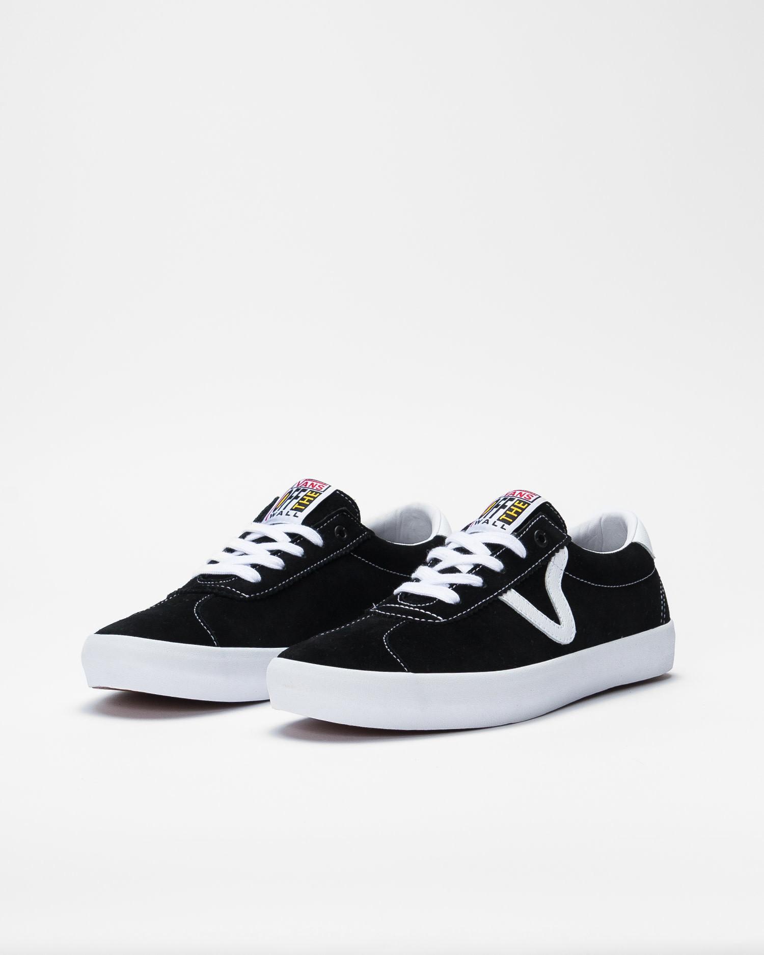 Vans mn Epoch Sport Pro Black/White