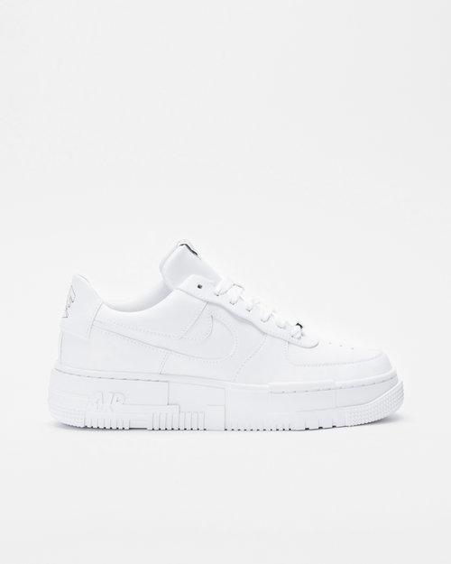 Nike Nike Wmns af1 pixel White/White-Black-Sail