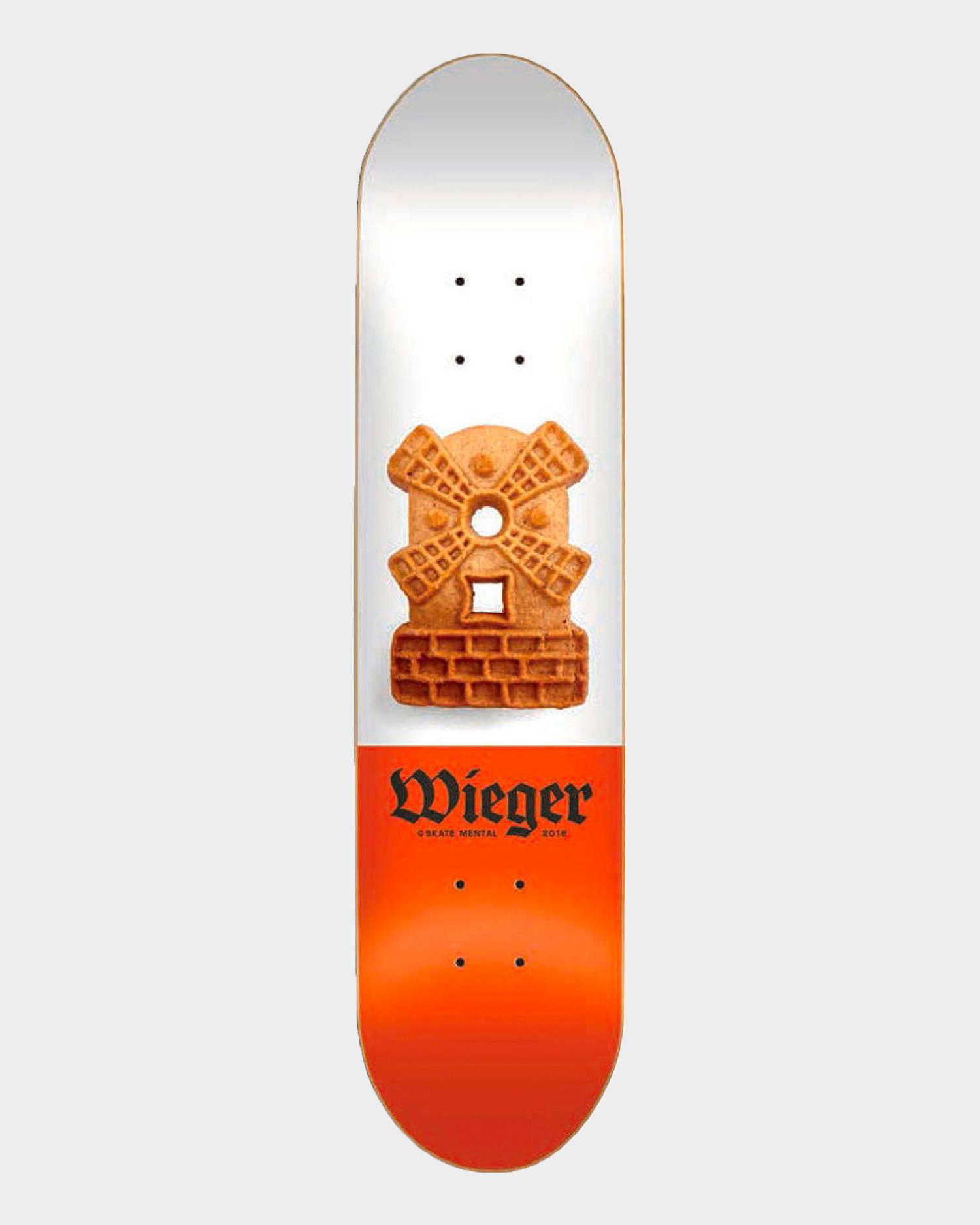 Skate Mental Wieger Windmill Cookie Deck 8,25''