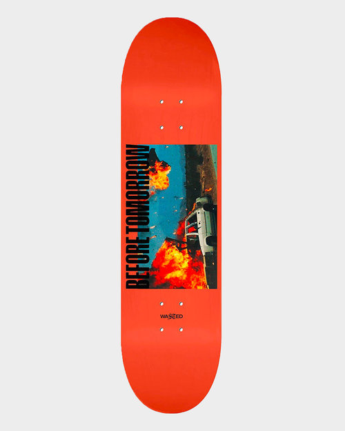 Wasted Paris Wasted Paris Deck Tomorrow 8.25