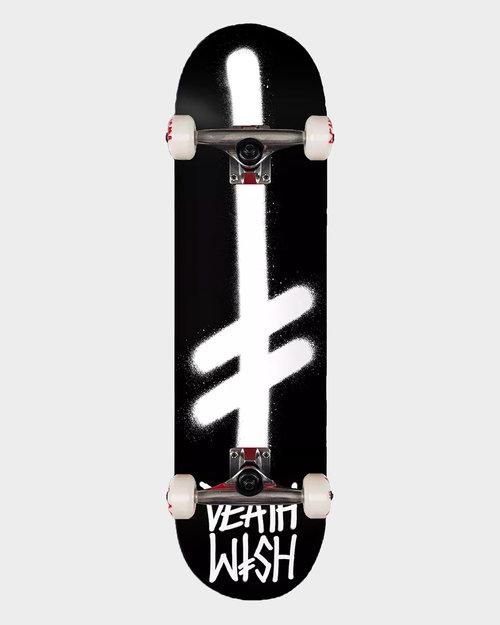 "Deathwish Deathwish Gang Logo Complete  8.25"""