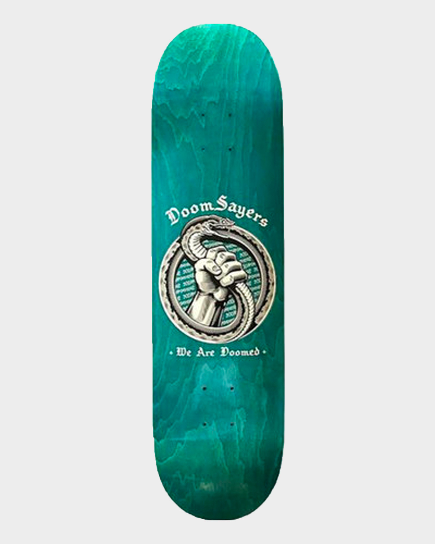 Doom Sayers Deck Infinity Snake Assorted Cold One 8.38
