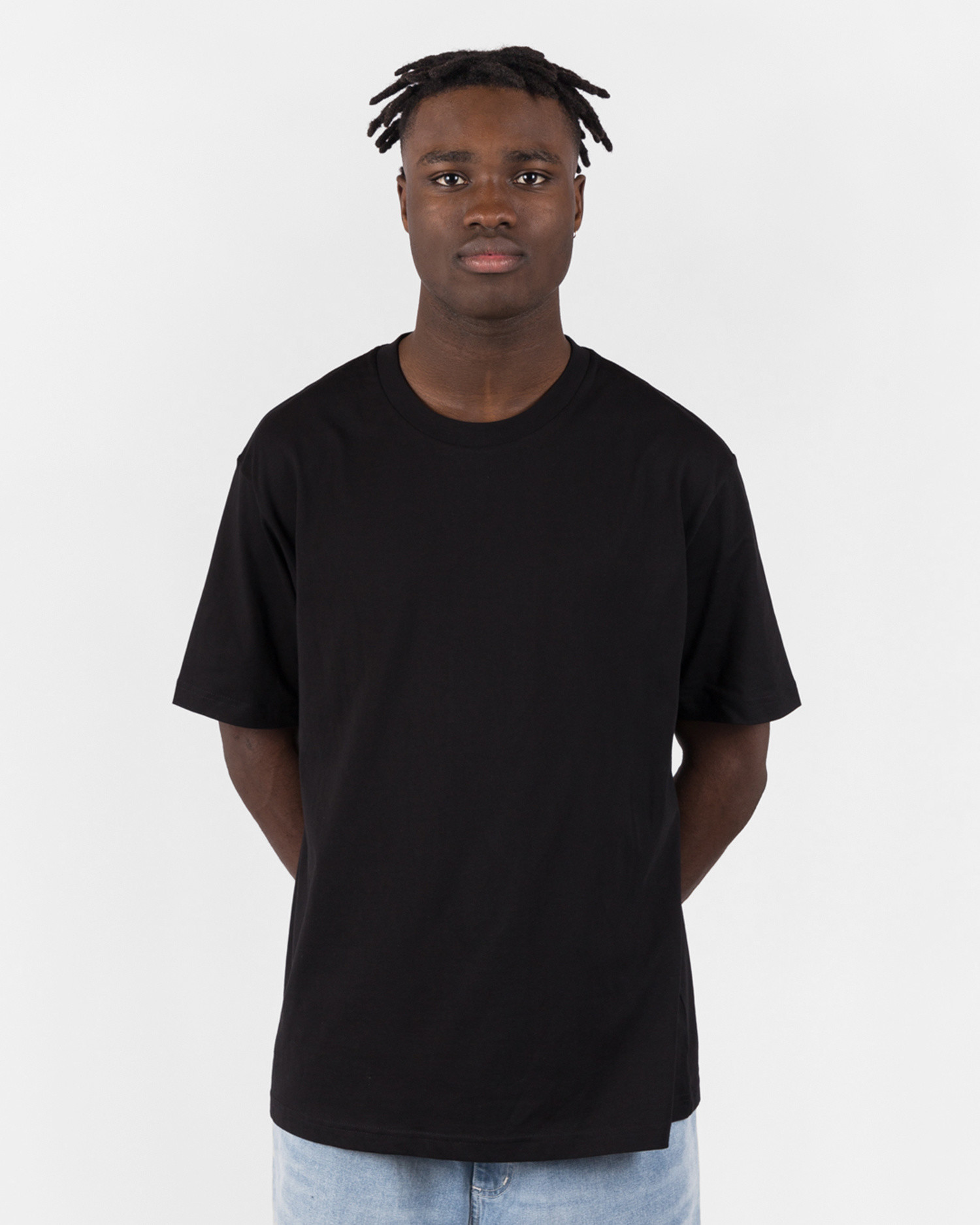 NO US Hudson T-Shirt Black