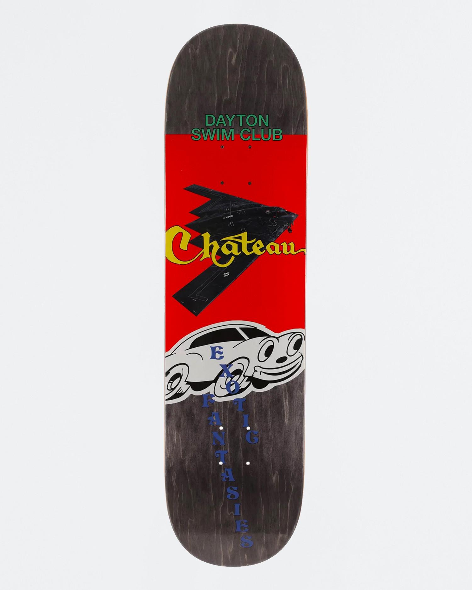 Dear Skating X Quasi Signage deck 8.2