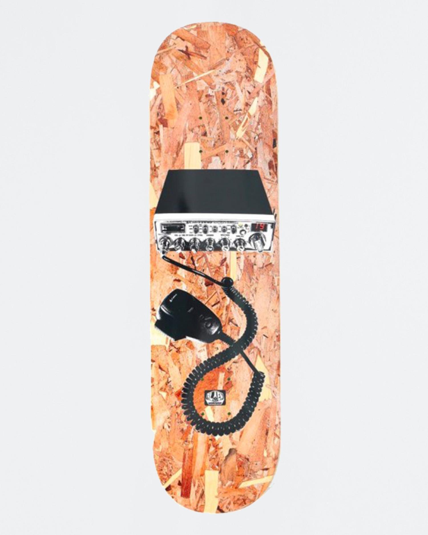 Dear Skating x Quasi CB Radio Deck 8.3