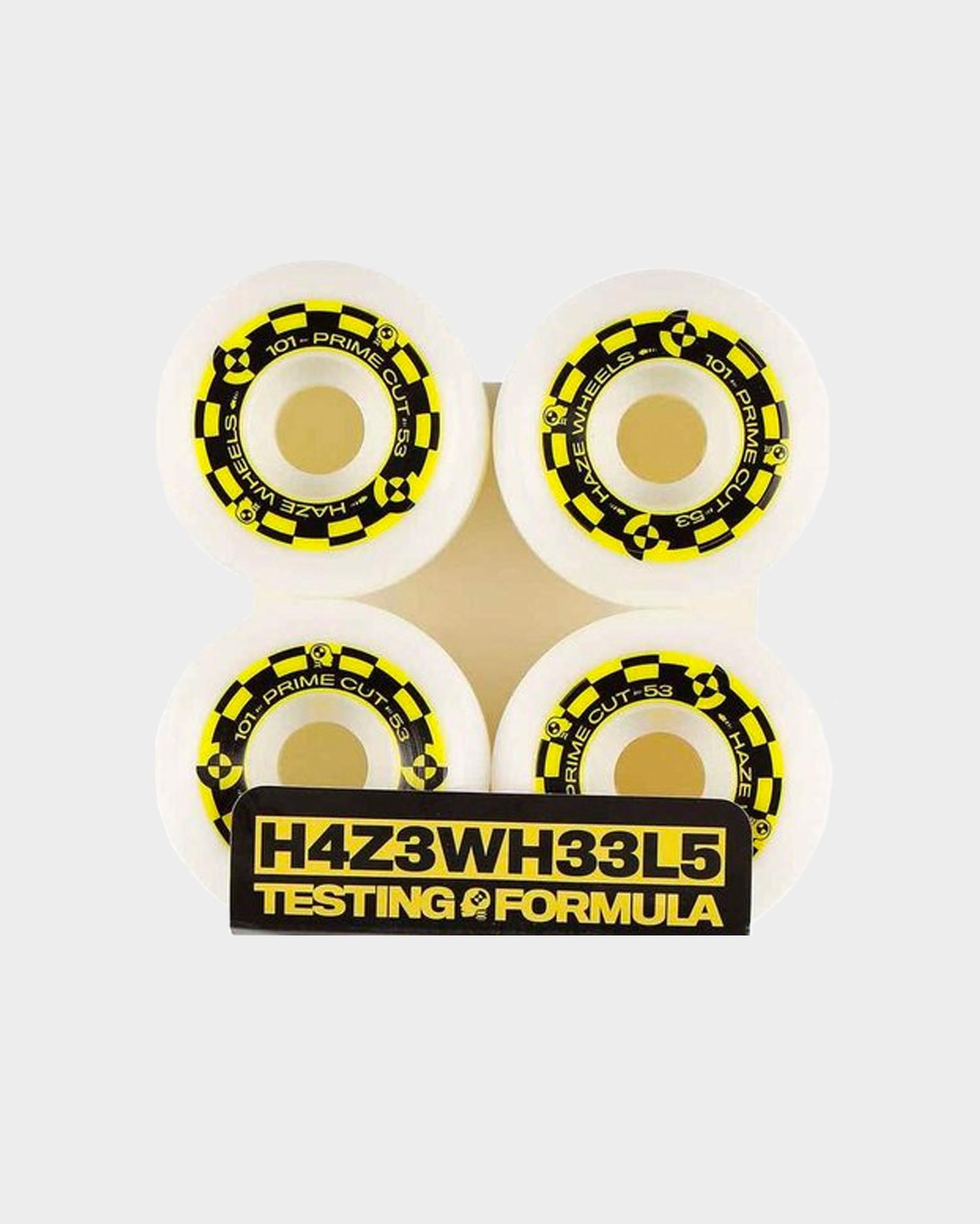 Haze Wheels Prime Cut 53 mm 101A