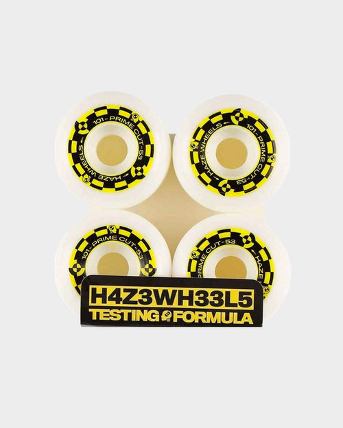 Haze Wheels Haze Wheels Prime Cut 53 mm 101A