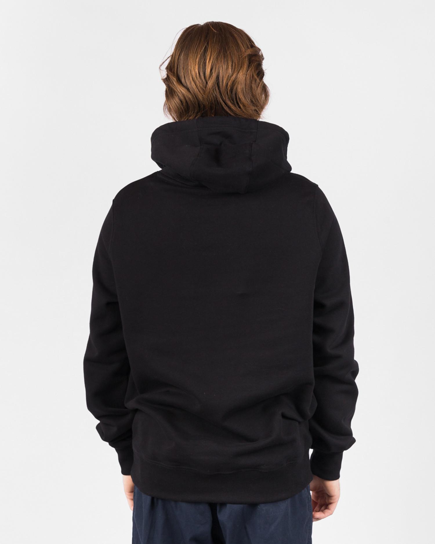 Lockwood Infamous Hood Black