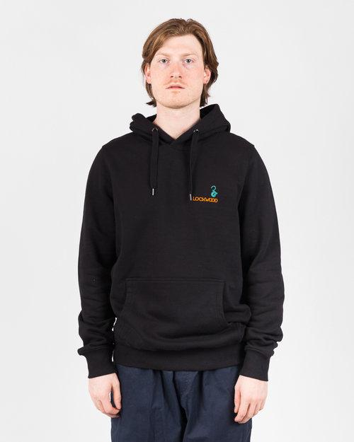 Lockwood Lockwood Embroidery Hoody Black