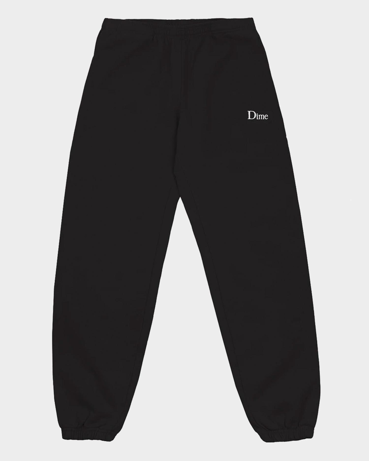 Dime Classic Sweatpant Black