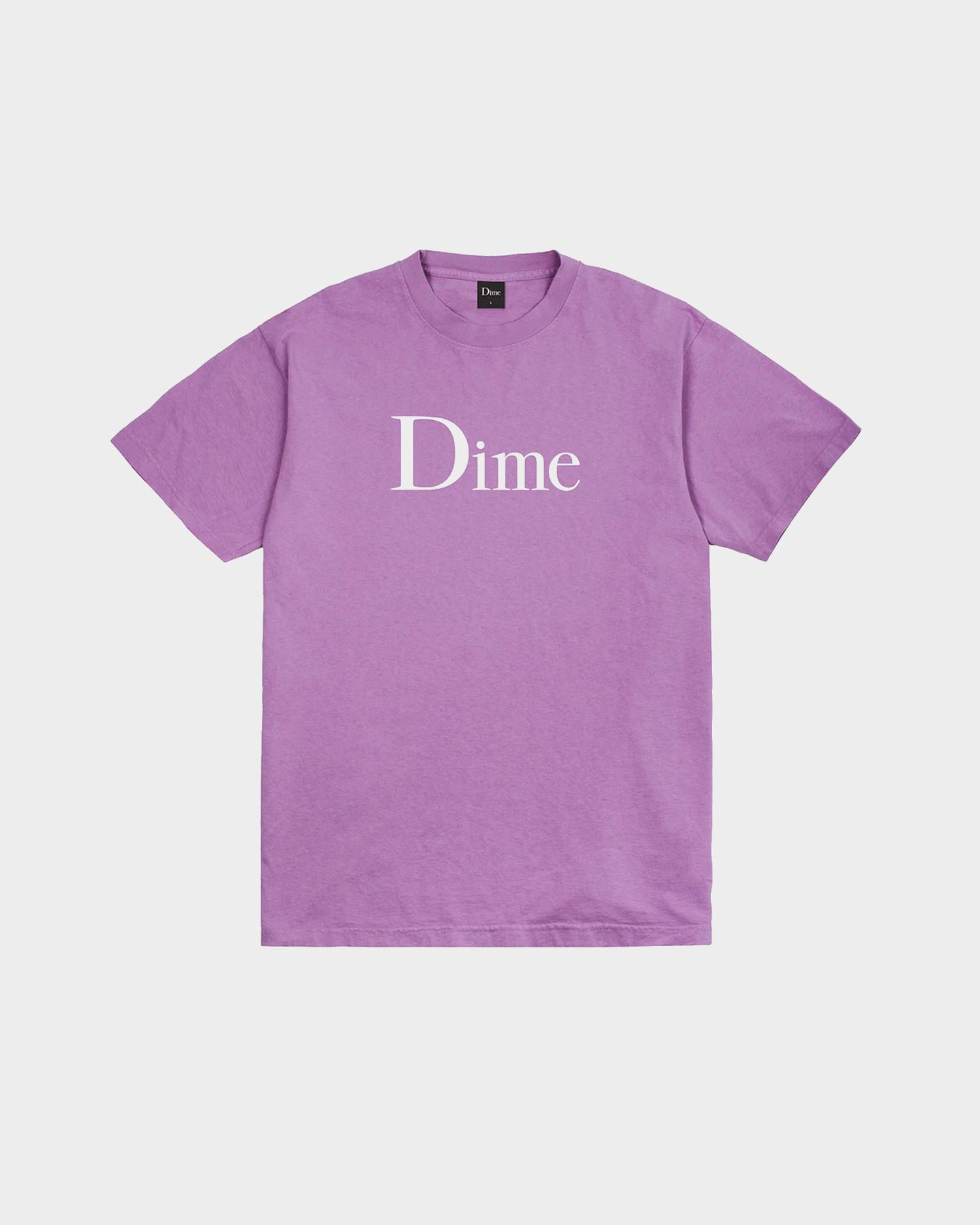 Dime Classic T-Shirt Lavender