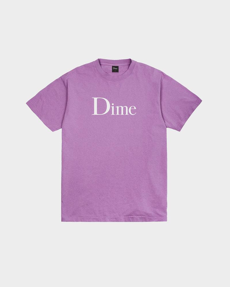 Dime Dime Classic T-Shirt Lavender