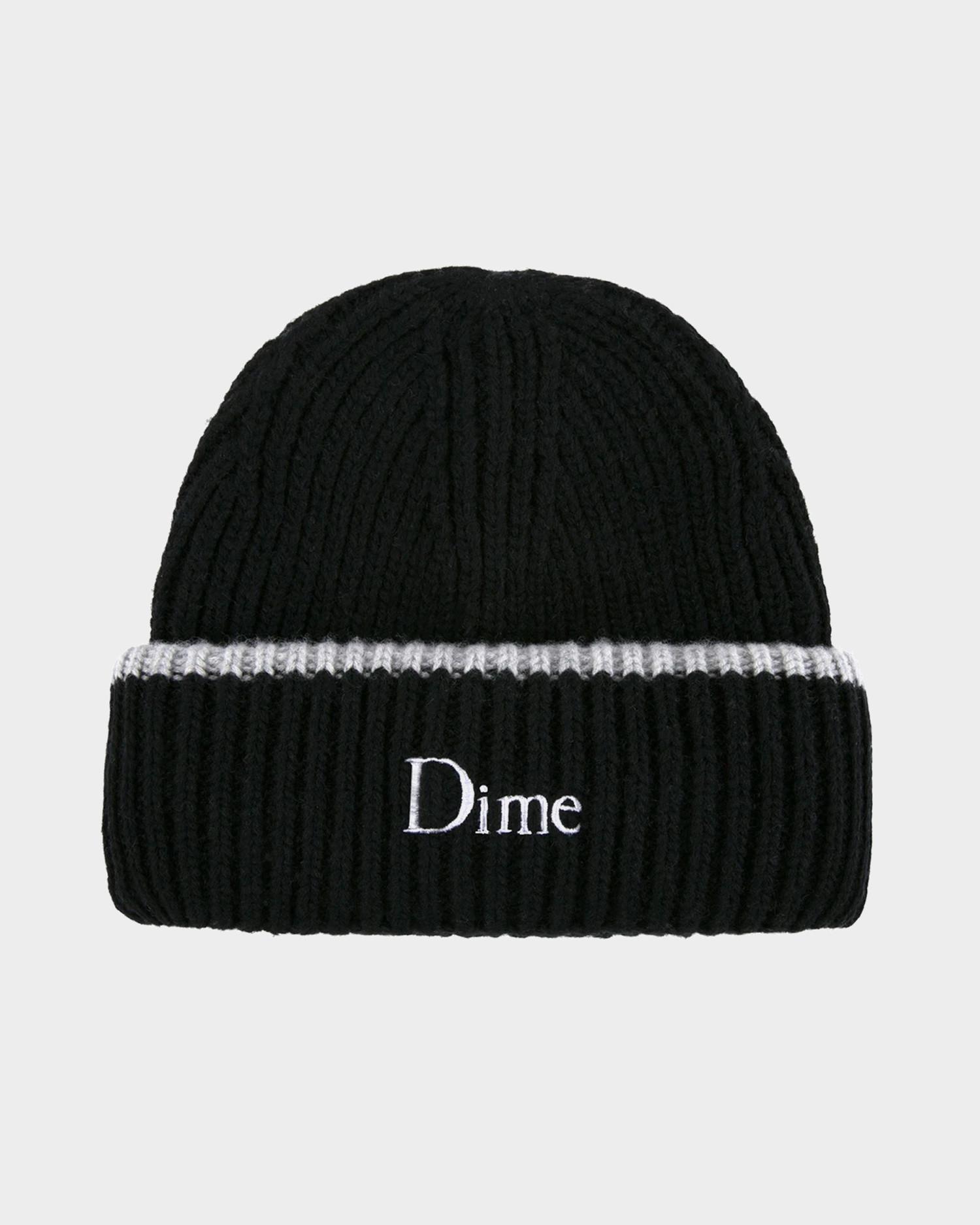 Dime Classic Line Beanie Black