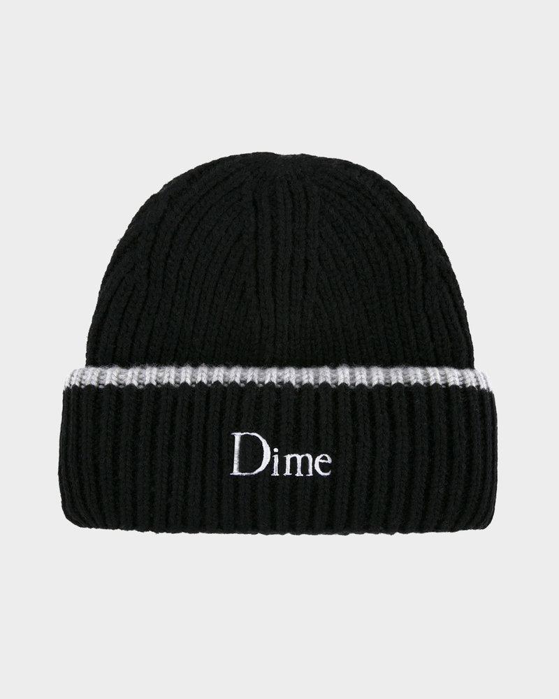 Dime Dime Classic Line Beanie Black