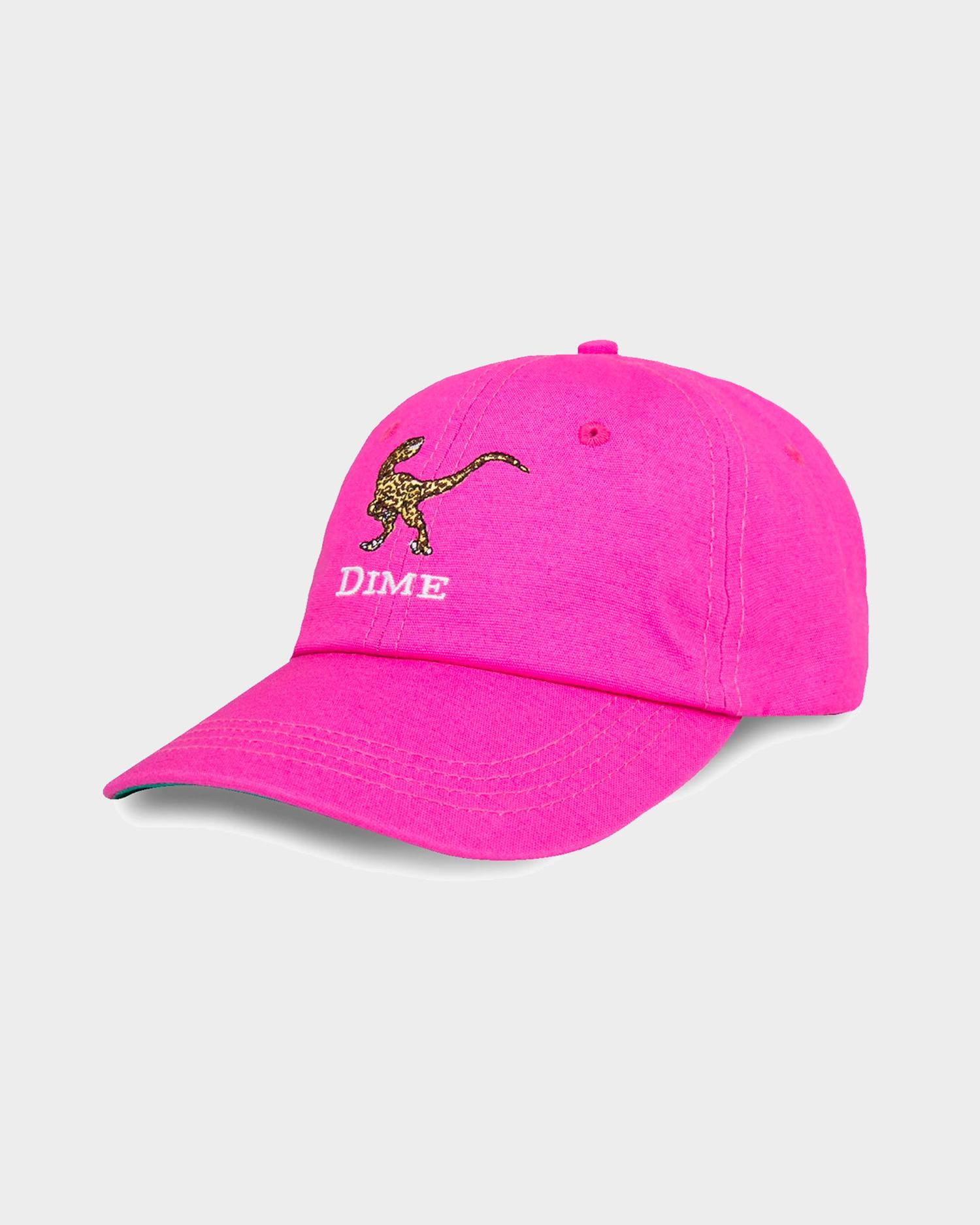 Dime Leopardino Cap Pink