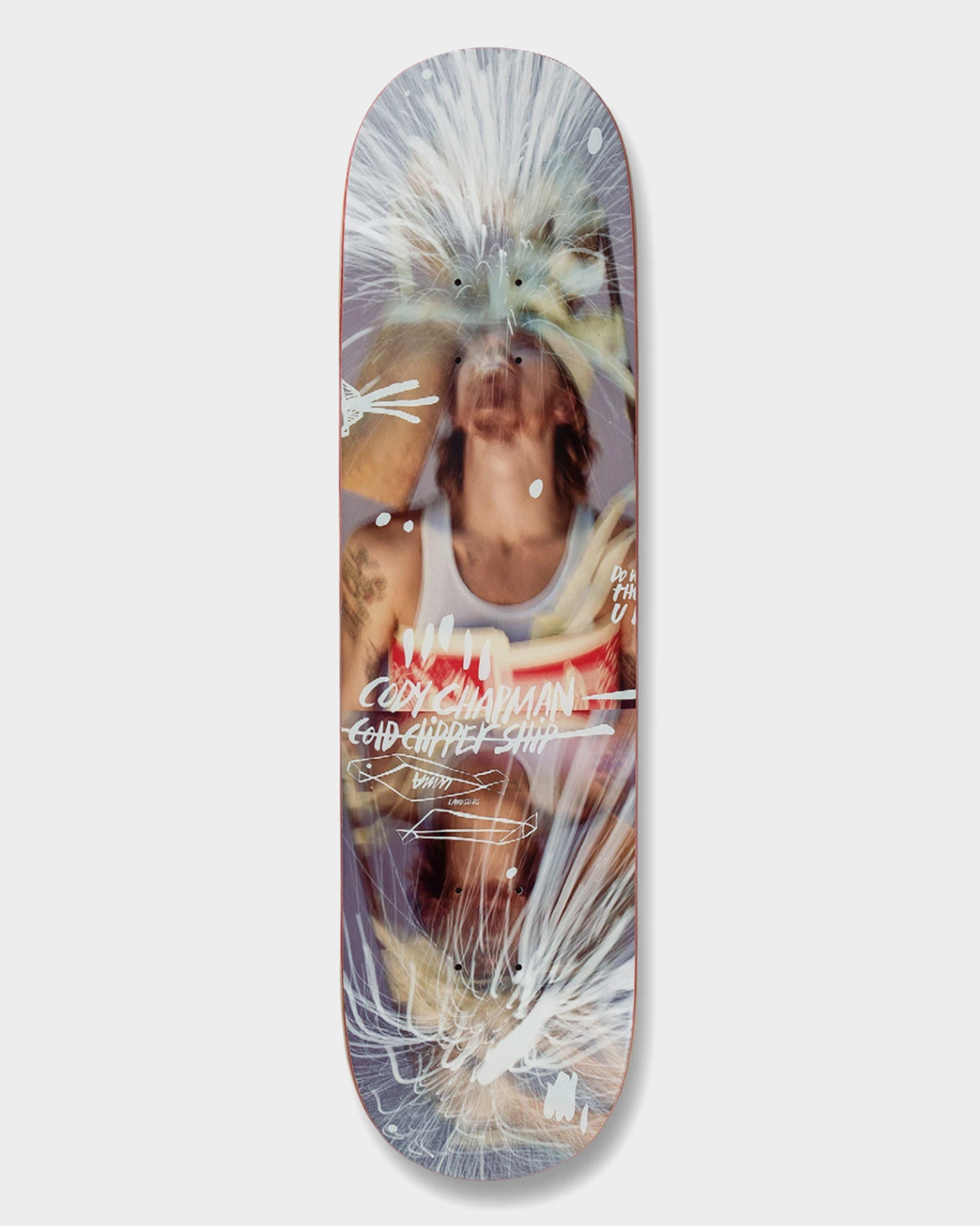 Uma  deck Taped Cody 8.38