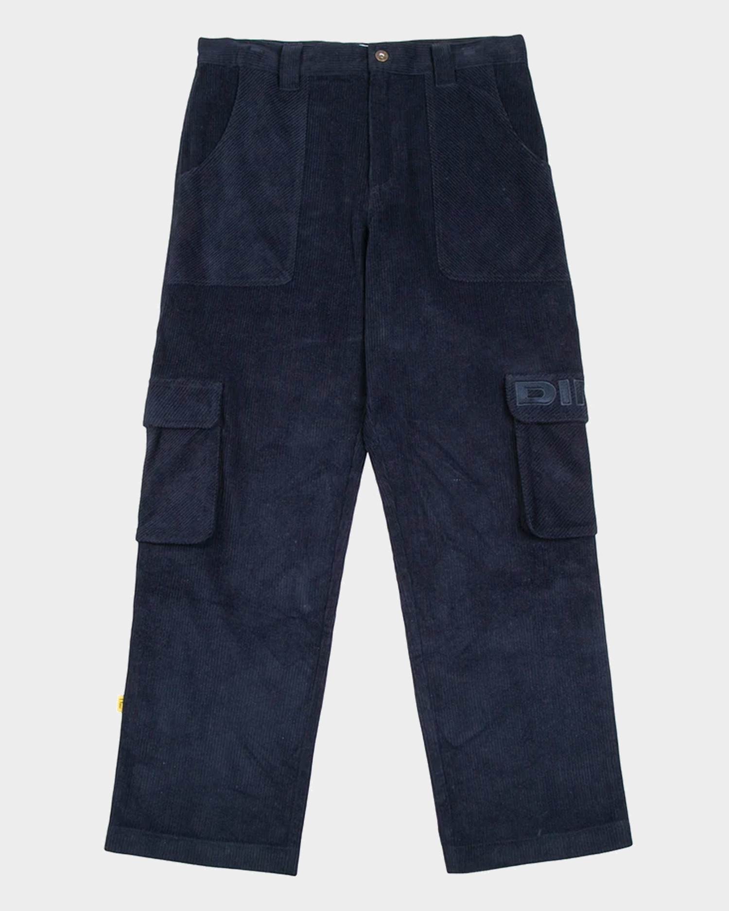 Dime Corduroy Cargo Pant Navy