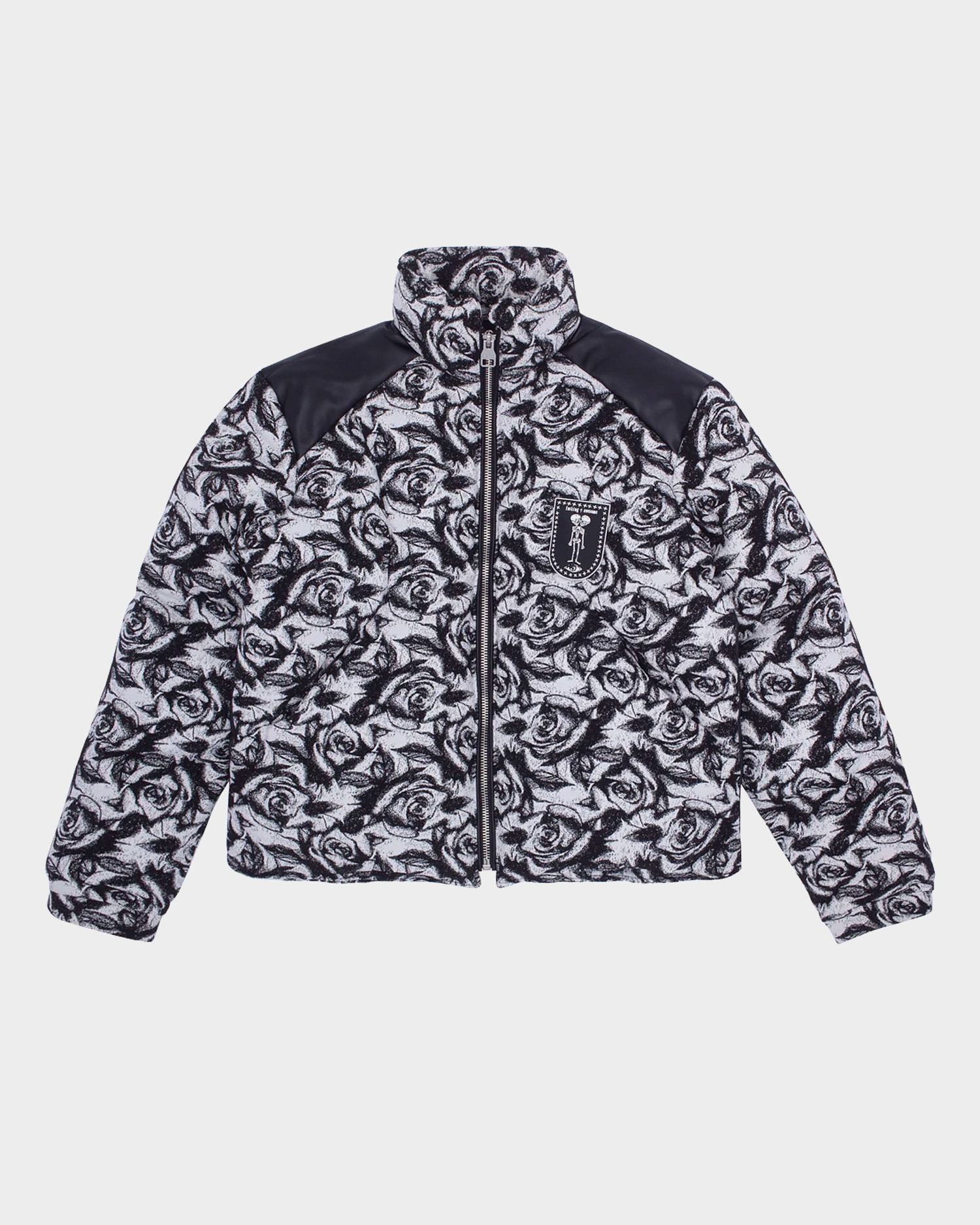 Fucking Awesome Coleman Jacket Negative Rose/Black Soft