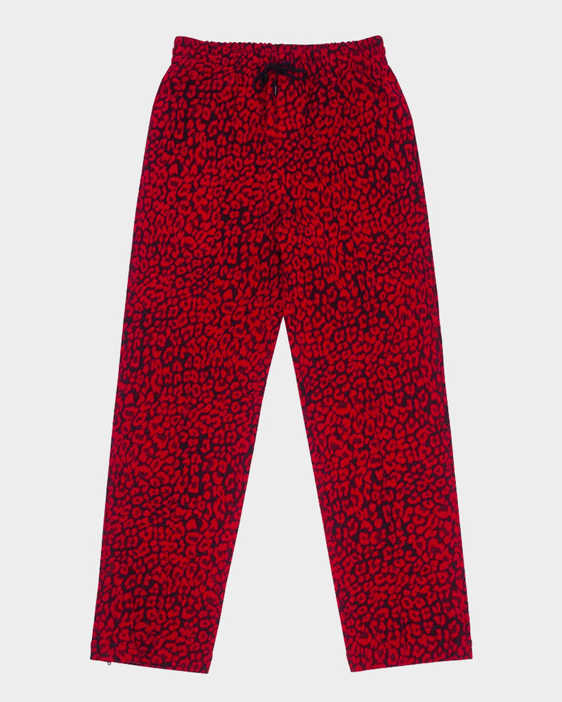 Fucking Awesome Fucking Awesome Tailored Track Pant Red Roses
