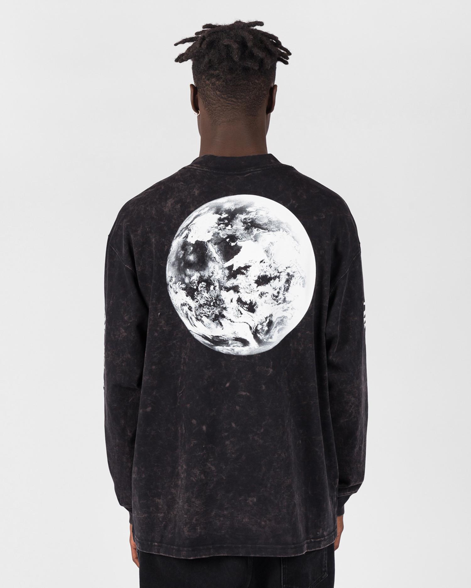 Nike M nrg acg longsleeve tee earth Black/white
