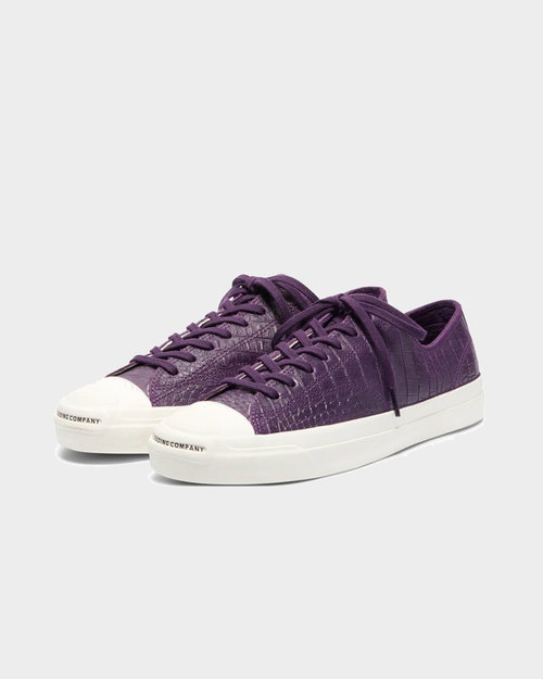 Converse CONVERSE X POP TRADING JACK PURCELL PRO OX GRAND PURPLE/BLACK