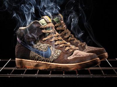 "21.11.2020 - Nike SB x Concepts ""TurDUNKen"" Dunk High Pro"
