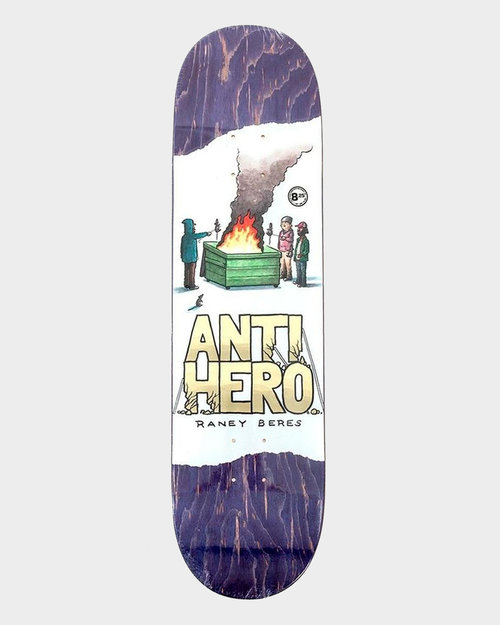 Anti Hero Anti-Hero Raney Expessions Deck 8.25""