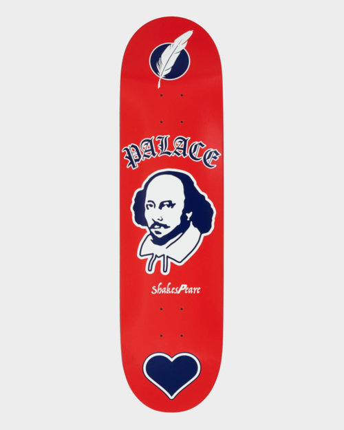 "Palace Palace Fall 2020 Shakespeare Brit 8.375"" Deck"